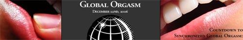 Dia del orgasmo Global Sincronizado